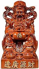 FLYAND CAI Shen Exquisite Table Top Decor Statue