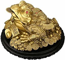 FLYAND Feng Shui Statue Pure Copper Lucky