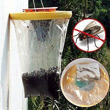 Flycatcher Top Catcher ! Xshuai® Red Drosophila
