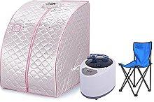 Flyelf Sauna Box,Portable Steam Sauna for Personal