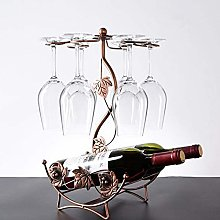 Flyhail Wine Goblet Holder Wine Glass Hanger Wine