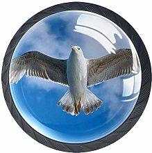 Flying Bird Knob Handles Door Knobs Cabinet Pulls