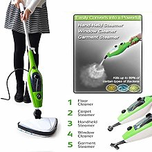 FlyingBanana001 10-in-1 1500W HOT STEAM CLEANER