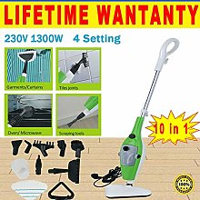 FlyingBanana001 1300W Hot Steam Mop Hand Held