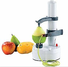Flyinghedwig Electric Peeler Automatic Rotating