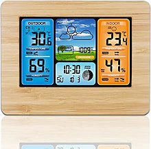 Flyinghedwig Wireless Weather Station with Outdoor