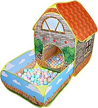 flyingx Child House Play Tent Ball Pits for