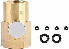 Flymotor Soda Stream Cylinder Refill Adapter G1/2