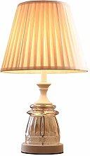 FLZ Desk Lamp Bedroom Bedside Lamp Simple Modern