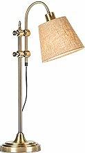 FLZ Table Lamp Night Light American Desk Lamp