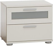 FMD Bedside Cabinet Jack 1, 45.0 x 37.0 x 38.0 cm,