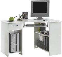 FMD Computer Desk Felix 1, 118.0 x 76.0 x 77.0 cm,