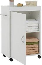 FMD Cordoba Rolling Cabinet W/H/D 50.0 x 77.5 x
