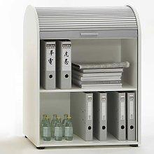 FMD Filing Cabinet with Roller Door 72x39x93.5 cm