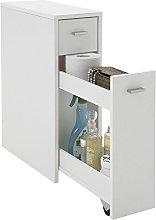 FMD furniture 930-001E Bathroom Cabinet White
