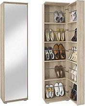 FMD Shoe Cabinet Penny 8, w/h/d 47.0 x 190.0 x