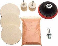 FMN-DJU, 8Pcs/Set 4 OZ Cerium Oxide Powder Watch
