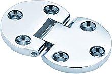 FMOGE 2 Pieces 90 Degree Adjustable Door Flap