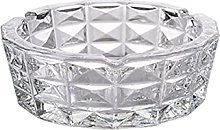 FMOGG Crystal Clear Ashtray,Ash Tray for