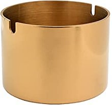 FMOGG stainless steel Ashtray,Garden Without Lid