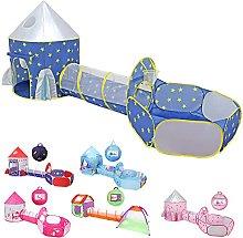 Fnho Princess Castle Play Tent,teepee tent kids