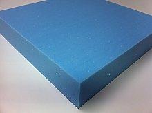 Foam Blue & Upholstery Warehouse High Density Firm