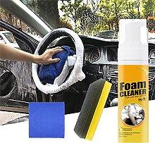 Foam Cleaner for Car and House Lemon Flavor, Multi