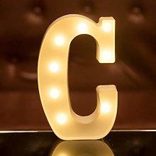 Focux LED Letter Lights Alphabet Light Up Sign for
