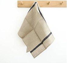 Fog Linen Work - Kitchen Cloth Natural Linen With
