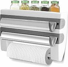 Foil and Film Holder,Kitchen Cling Film Holder