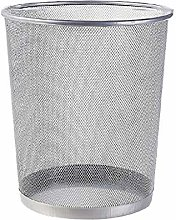 FOLA Round Mesh Wastebasket Trash Cans 4.7 Gallon
