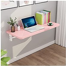 Fold Down Table Folding Dining Table, Space-Saving