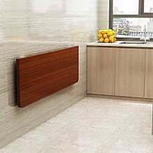 Fold Down Table Folding Wall Mounted Table, Dining
