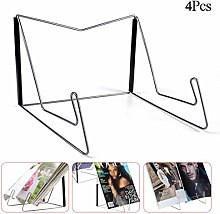 Fold-n-Stow Book Stands, Metal Bookstand Music