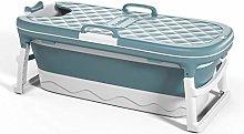 Foldable Adult Bath Barrel, Portable Bathtub with