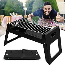 Foldable Barbeque Grill, Foldable Smoker BBQ Grill