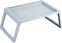 Foldable Bed Table Bed Desk Tray, Portable
