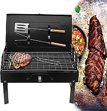 Foldable Charcoal BBQ Grill, Foldable Portable