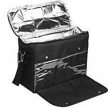 Foldable Cooler Bag, 35x29x15cm with 600d Oxford