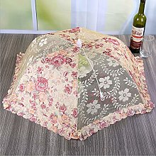 Foldable Kitchen Food Cover Tent Umbrella Outdoor