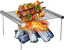 Foldable mini barbecue grill KL2001, outdoor