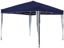 Foldable Party Tent 3x3 m Blue - Blue - HI