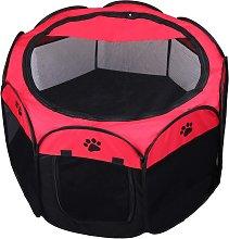 Foldable Pet Tent, Fishnet Homemade 8 Ppneaux, Dog