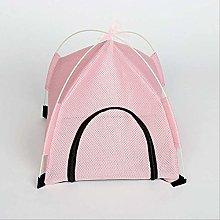 Foldable Pet Tent Portable Dog Tent Cat House