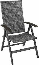 Foldable rattan garden chair Melbourne - outdoor