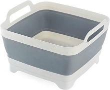 Foldable sink kitchen sink drain basket, vegetable