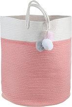 Foldable Storage Laundry Hamper Clothes Basket