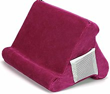 Foldable Tablet Soft Pillow Phone Pillow Lap Stand