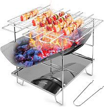 Folding Barbecue Grill Camp Grill Mini Grill