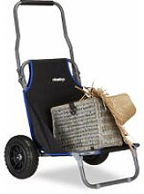 Folding Beach Cart, Lounger with Wheels, up to 100